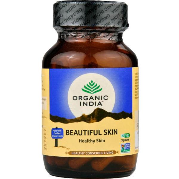 B-skin kapsle od Organic India