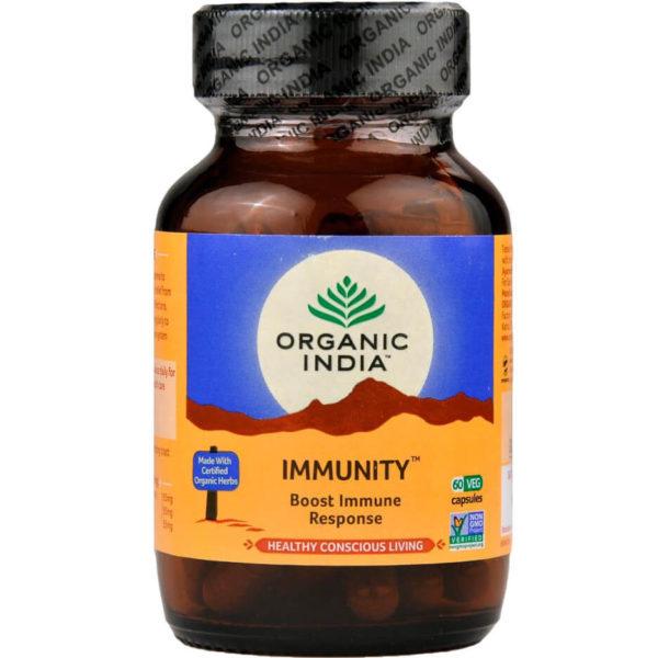 Immunity kapsle od Organic India